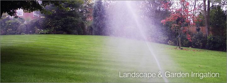 Landscape & Garden Irrigation